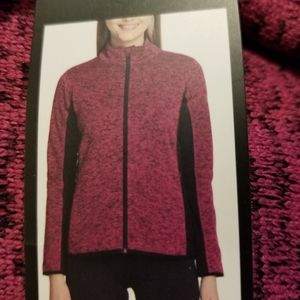 Andrew Marc Fleece Jacket New With Tag